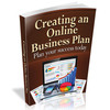 Thumbnail Creating An Online Business Plan comes with MRR