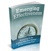 Thumbnail The Emerging Effectiveness eBook with MRR