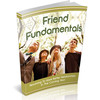 Thumbnail Friend Fundamentals - Have Better Relationships MRR eBook