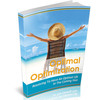 Thumbnail Optimal Optimization - Be A Success At Optimizing Your Life!