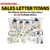 Thumbnail The Sales Letter Titans Package with MRR