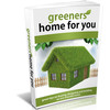 Thumbnail Greener Homes For You - eBook with MRR