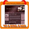 Thumbnail Beautiful Lingerie WordPress Theme and HTML Site with MRR