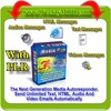 Thumbnail PLR Media Autoresponders: Send HTML, Audio, Video Emails
