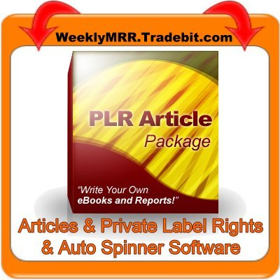 Product picture 25 Scotch PLR Articles + Easy Auto Spinner Software