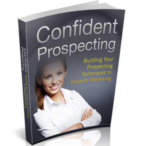 Product picture Confident Prospecting - Prospecting Techniques in Marketing