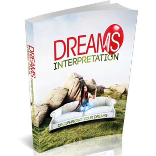 Product picture Dream Interpretation - Deciphering Your Dreams with MRR