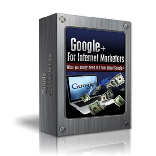 Product picture Google+ for Internet Marketers - eBook with MRR