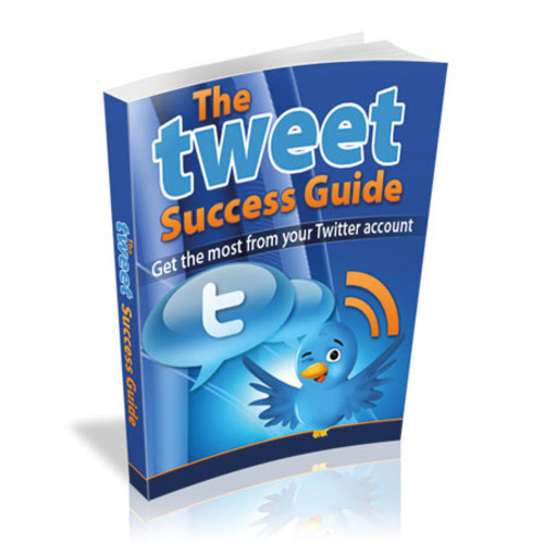 Product picture The Tweet Success Guide with MRR
