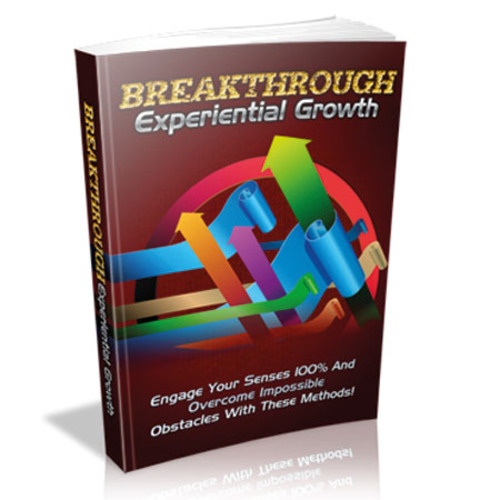Product picture The Breakthrough Experiential Growth eBook with MRR
