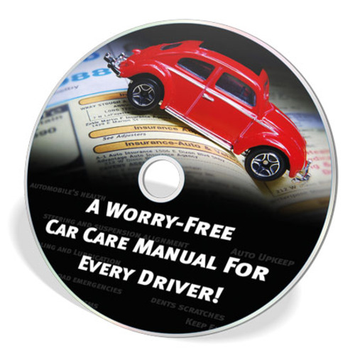 Product picture A worry-free car care manual for every driver with Audio