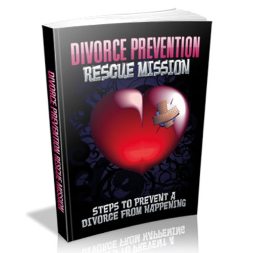 Product picture The Divorce Prevention Rescue Mission - eBook with MRR