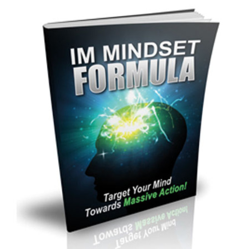 Product picture The IM Mindset Formula eBook with MRR