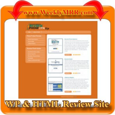 Product picture Reverse Phone Review Site WP and HTML Review Theme